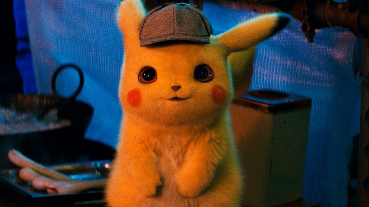 9 Fakta Film Detective Pikachu
